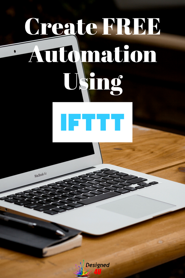 automating blog content with ifttt