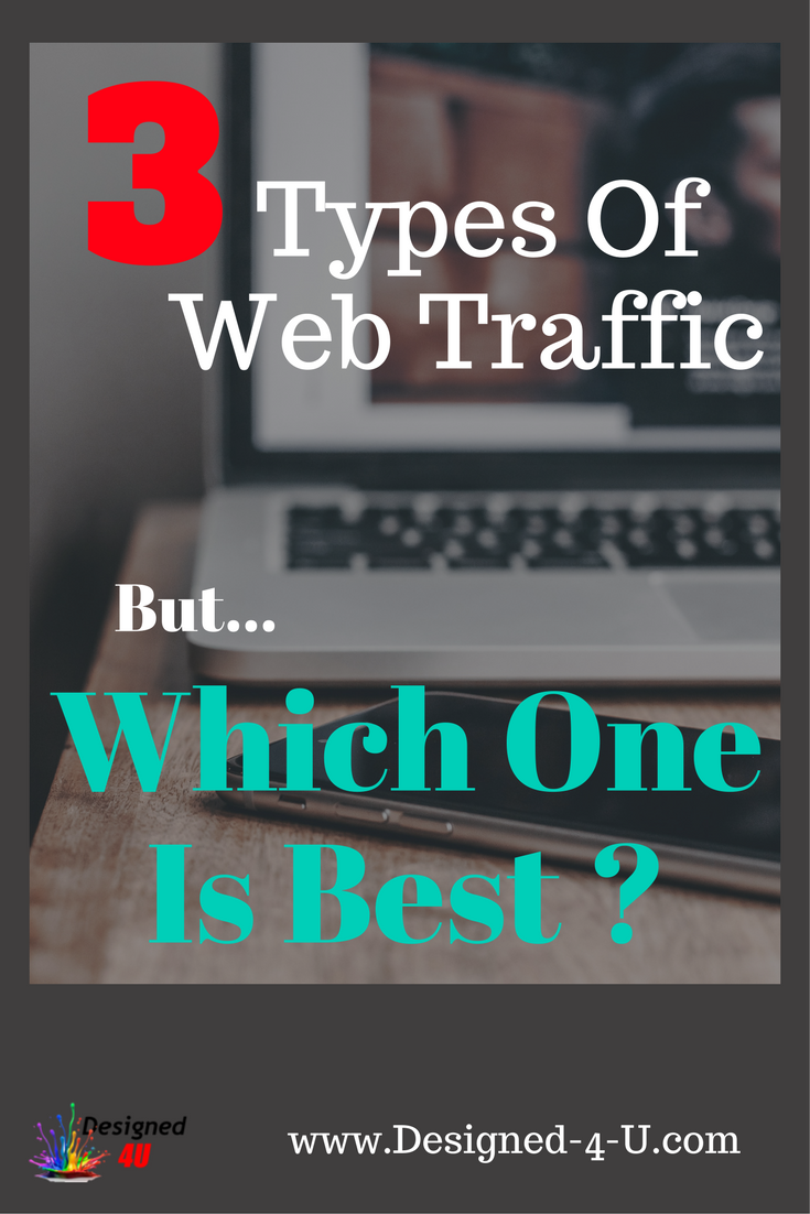 types of web traffic