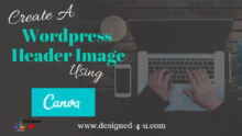 wordpress blog header image