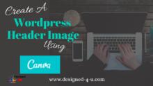 wordpress blog header image