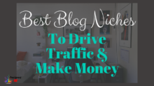 best blog niches