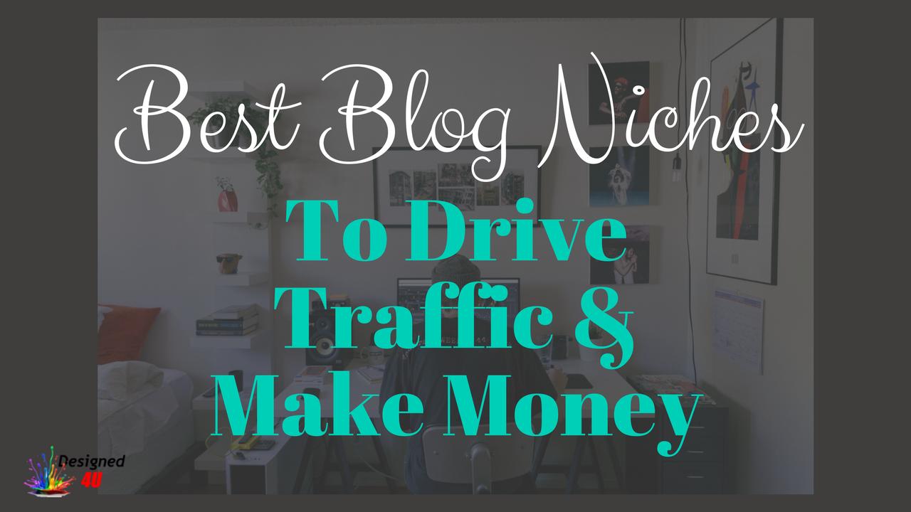 best blog niches