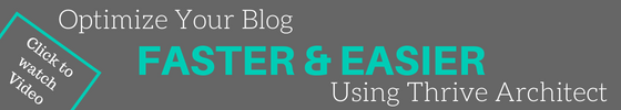 Blog faster and easier